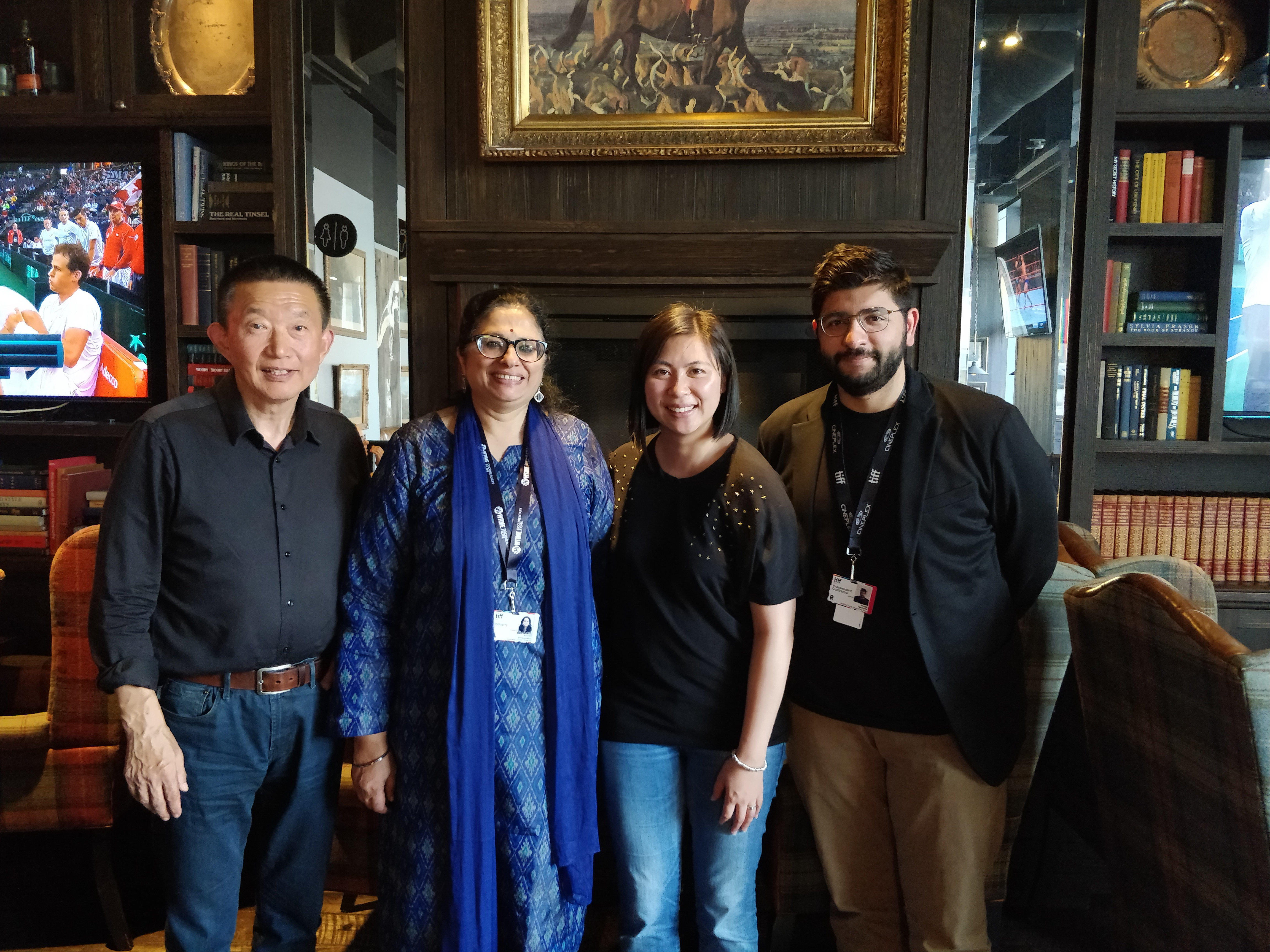 Netpac Jury at Toronto International Film Festival
