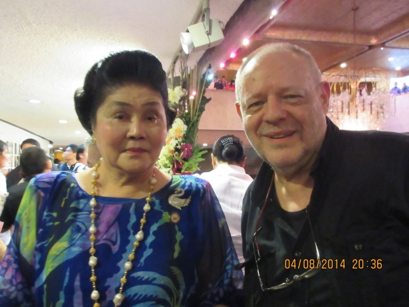 IMELDA MARCOS AND HER CINEMATIC DREAMS